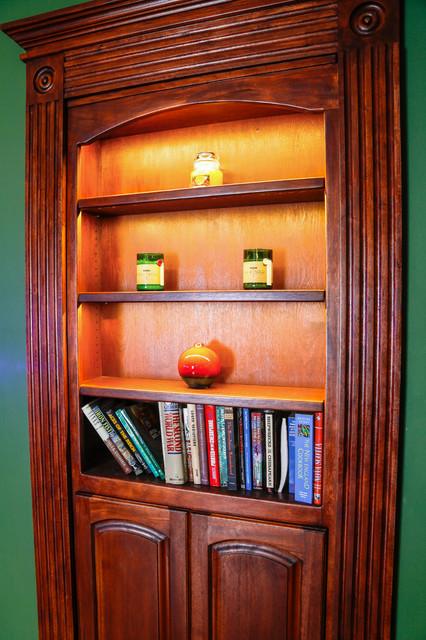 led shelf and display case lighting. Black Bedroom Furniture Sets. Home Design Ideas