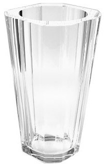 Baccarat Crystal Diane Vase Contemporary Vases By Luxurycrystal