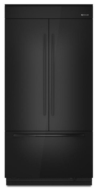 Jenn-Air Fully Integrated Built-in French Door Refrigerator