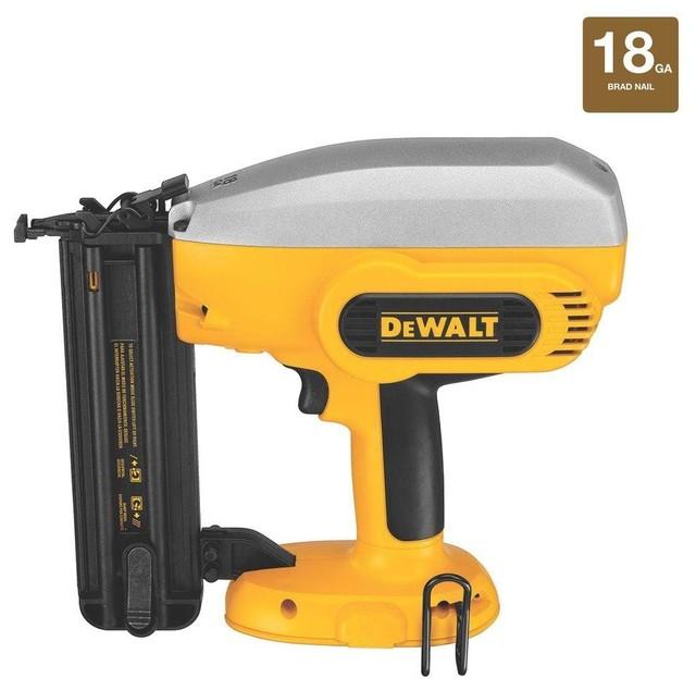 18 Volt Cordless 2 Quot 18 Gauge Brad Nailer Tool Only