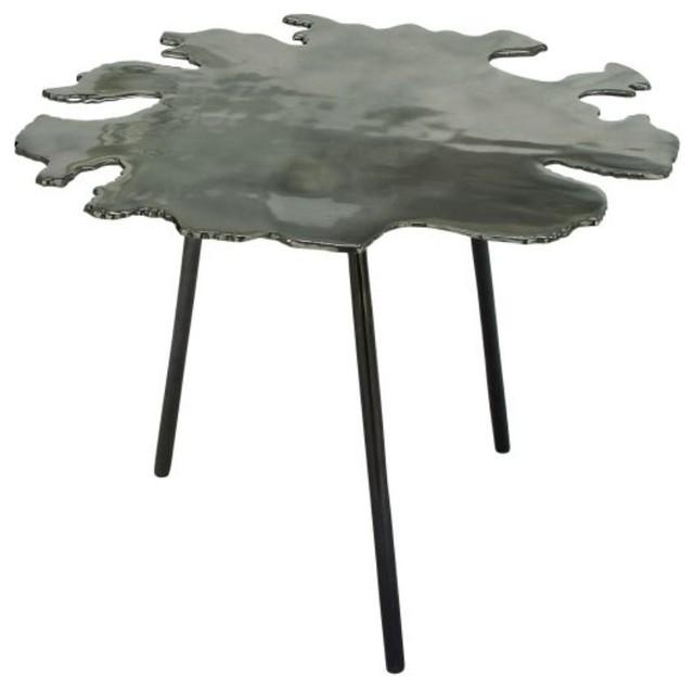 Aluminium Accent Table.