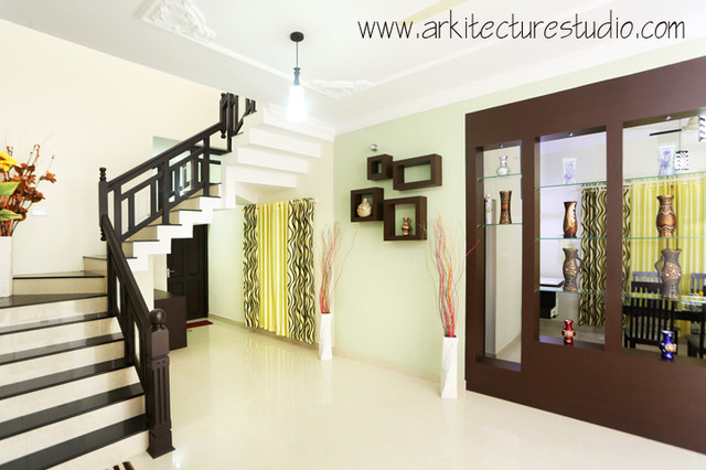 Luxury Homes In Kerala Modern Contemporary Style Homes