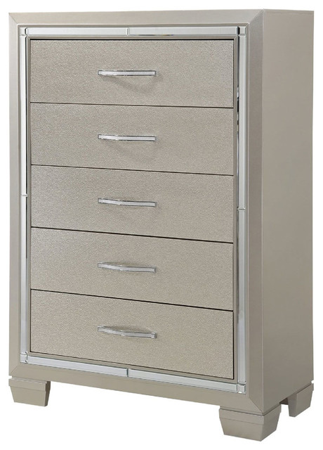 Elegance 5-Drawer Chest.