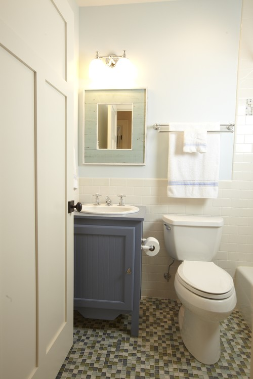 traditional bathroom by Stonebreaker Builders & Remodelers