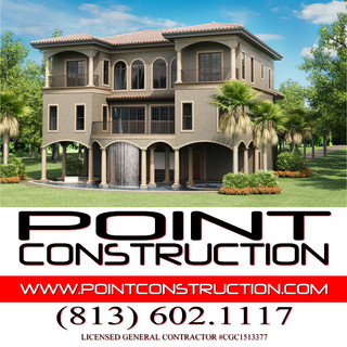 Point Construction   Tampa, FL, US 33615   Home