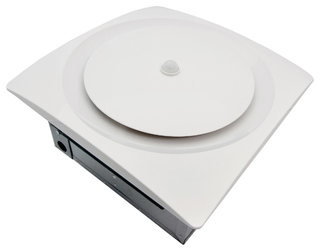 Continuous Run Multi Speed Fan With Humidity Motion Sensor