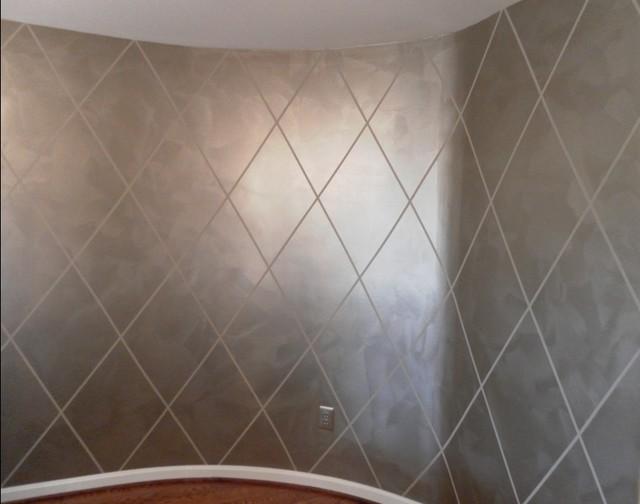 Rococo Design Faux Finishing Modern DC Metro By Ursallie Smith Custom Rococo Decorative Wall Tile