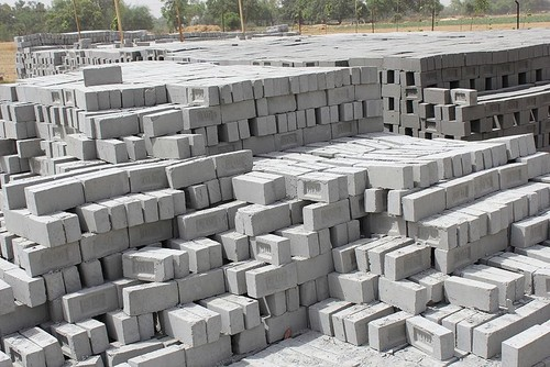 Bricks from Waste Material
