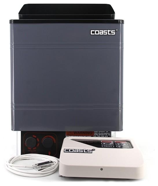 Coasts Am30mid4 Sauna Heater 240v For Spa Sauna Room, 6kw.