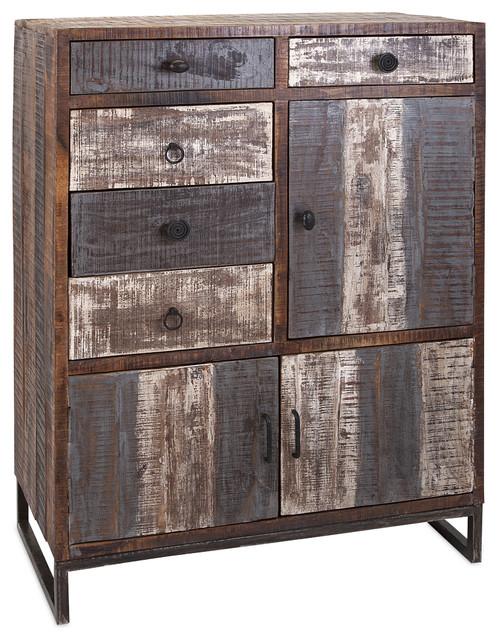 Benzara, Woodland Imports, The Urban Port Bekki Storage Chest - Accent Chests And Cabinets   Houzz