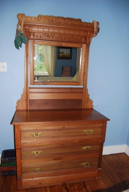 How To Modernize My Antique Eastlake Bedroom