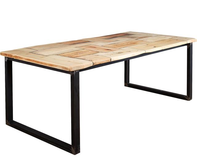 Sophi Light Wooden Dining Table