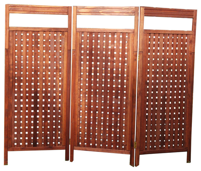 Privacy Screen Deluxe, Super Deck, 81x64 screens-and-room-dividers - Privacy Screen Deluxe - Screens And Room Dividers - By Best Redwood