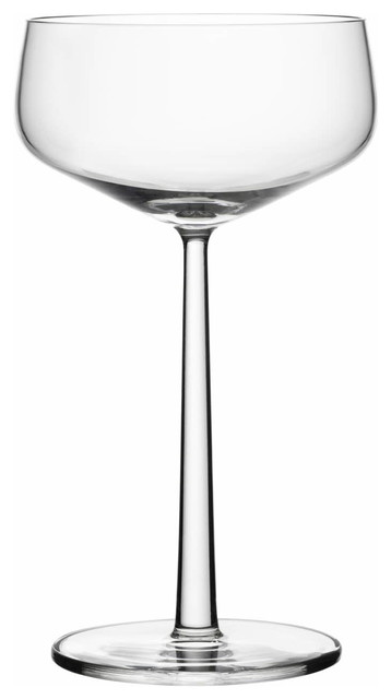 Essence Clear Cocktail Bowls, Set of 2