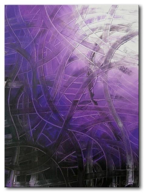 "Darco Arte ""scie 372"" Painting, 40""x31""."