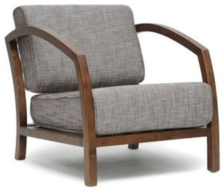 Velda Accent Chair Contemporary Armchairs And Accent