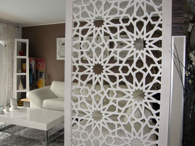 cloisons mdf ajour moucharabieh. Black Bedroom Furniture Sets. Home Design Ideas
