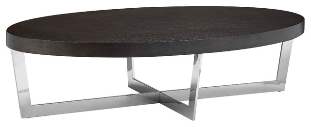 Pearl Coffee Table, Espresso Modern Coffee Tables
