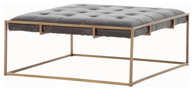 Irondale Oxford Coffee Table, Square