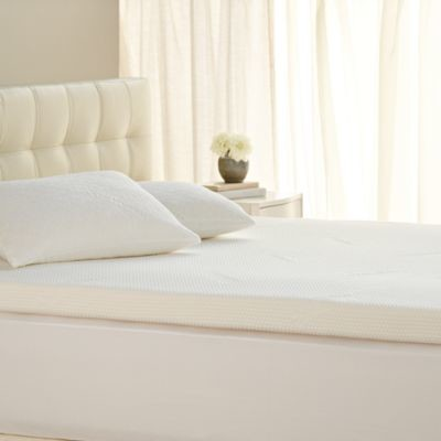 Tempur Pedic Topper Supreme Mattress Contemporary Mattresses By Bed Bath Beyond