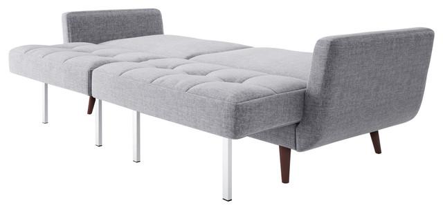 Aeon Furniture Nancy Futon Gray