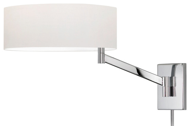 Sonneman, Perch Swing Arm Wall Sconce modern-lighting