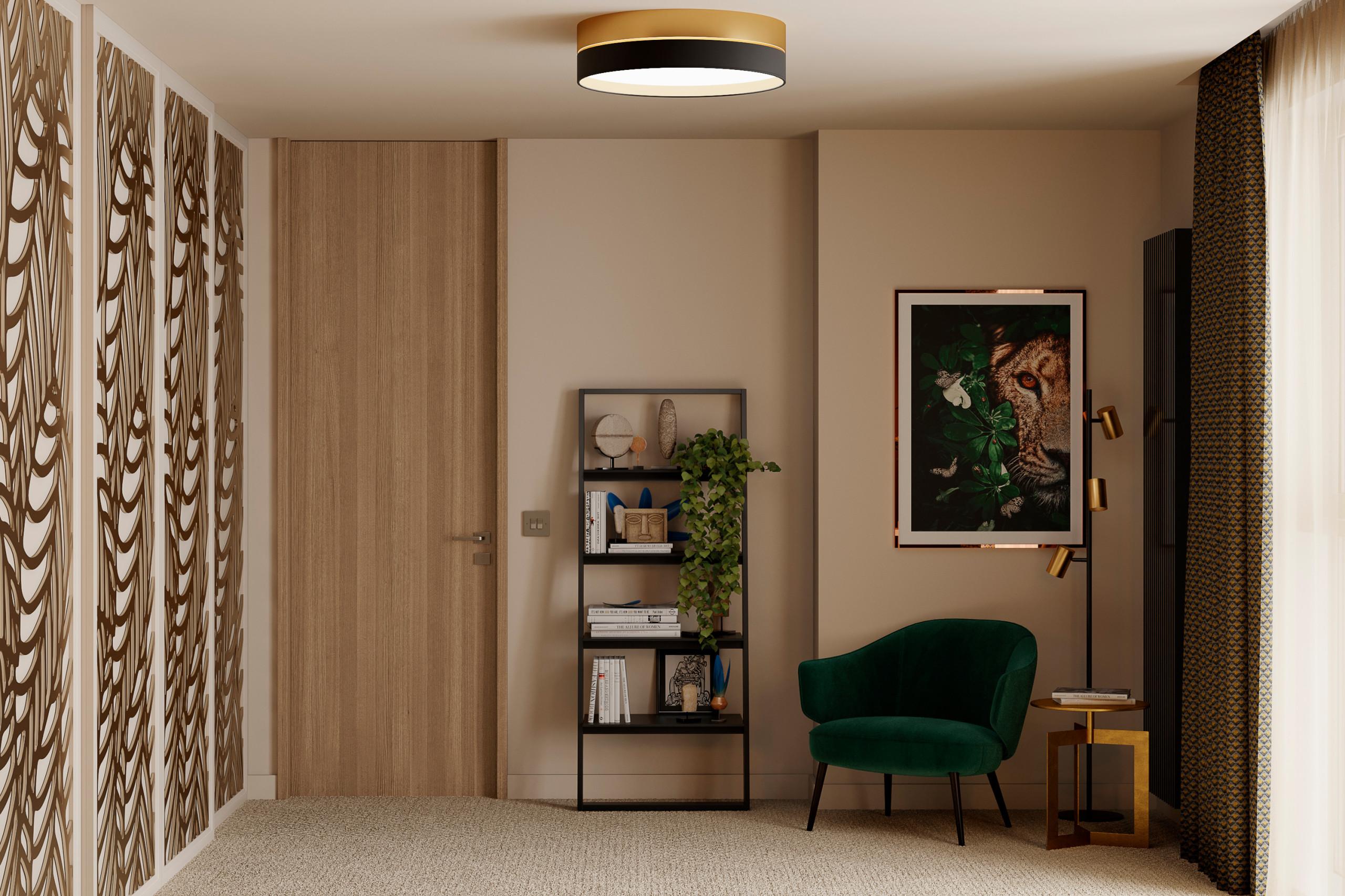 RW Newbuilt apartment