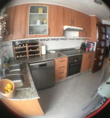 ¡19.000 €!… para una cocina reformada con un fantástico 'office'