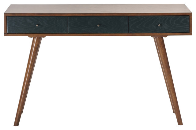 Madison Park Rigby 3-Drawer Writing Desk.