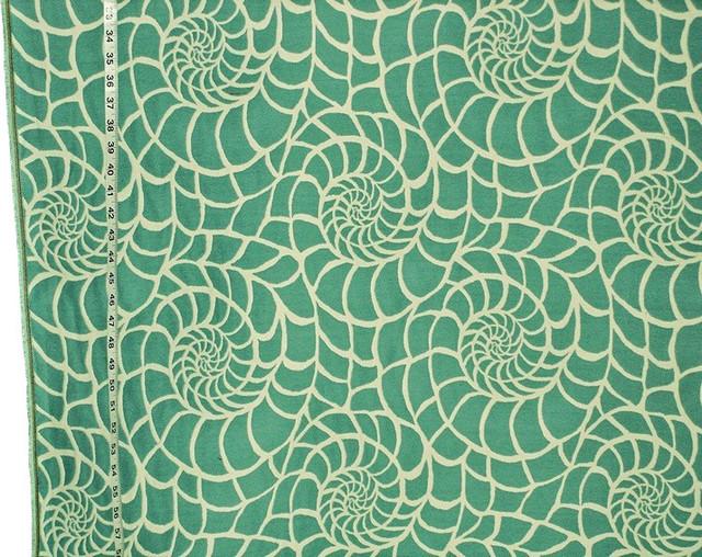 Brick House Fabrics Seashell Fabric Modern Graphic