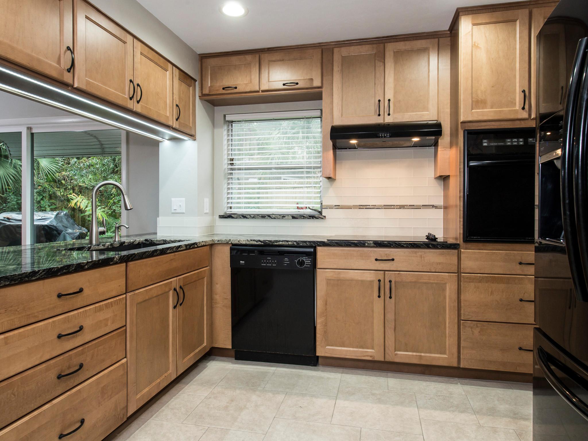 Historic Duckpond Kitchen Renovation Gainesville, Florida