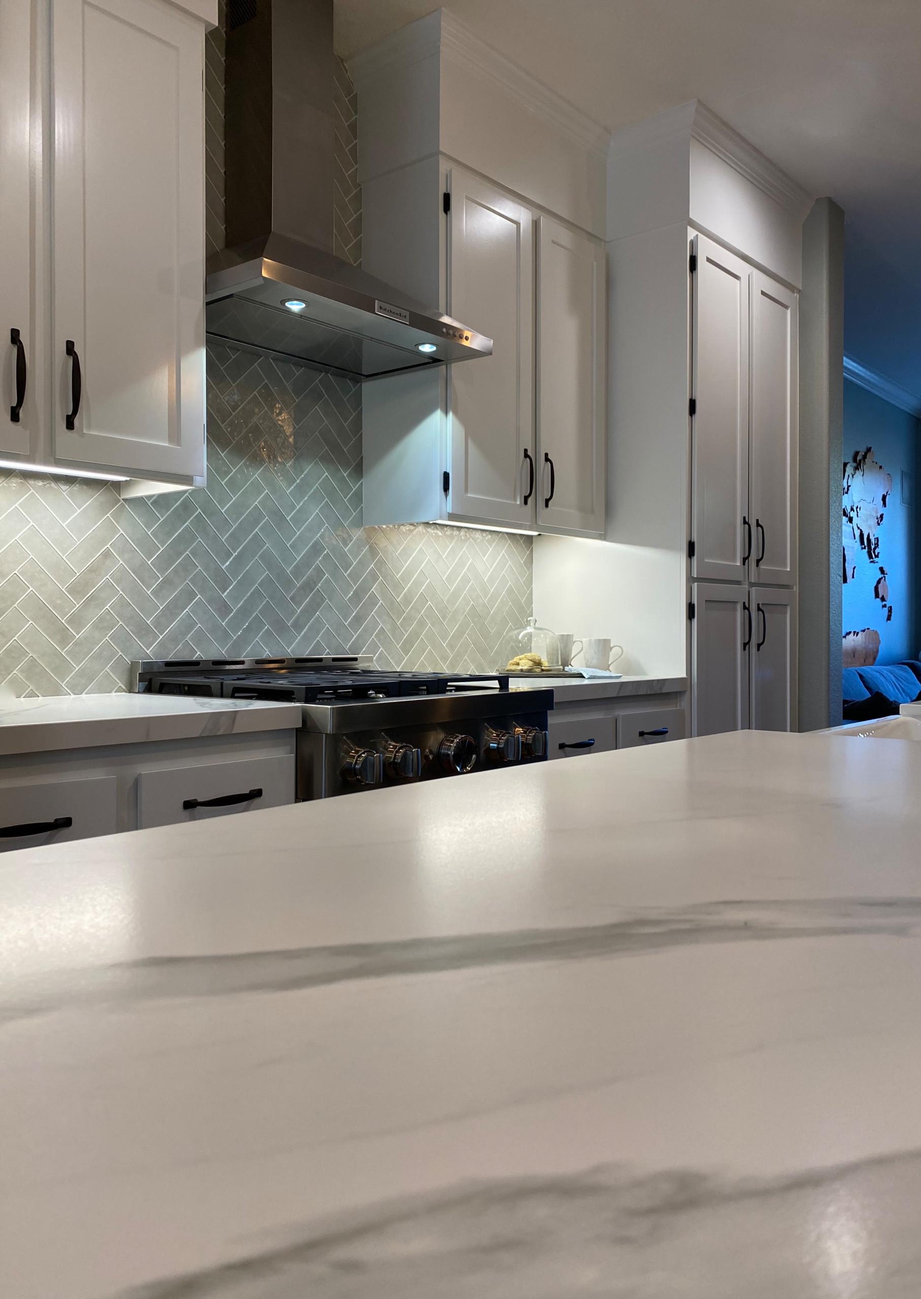 San Elijo Row Home Kitchen Refresh
