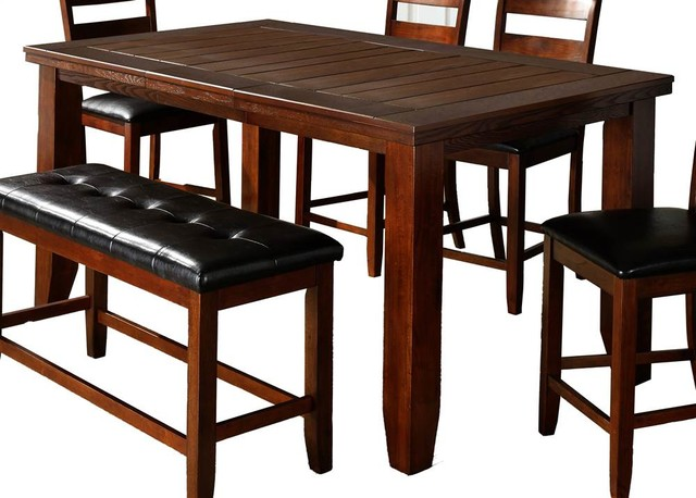 Counter Height Dining Table Contemporary Dining Tables By ShopLadder