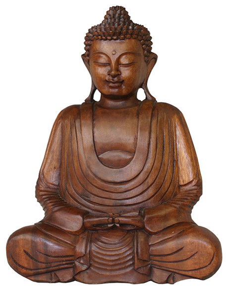 Indonesian Buddha Statue 12 Quot Asian Garden Statues And