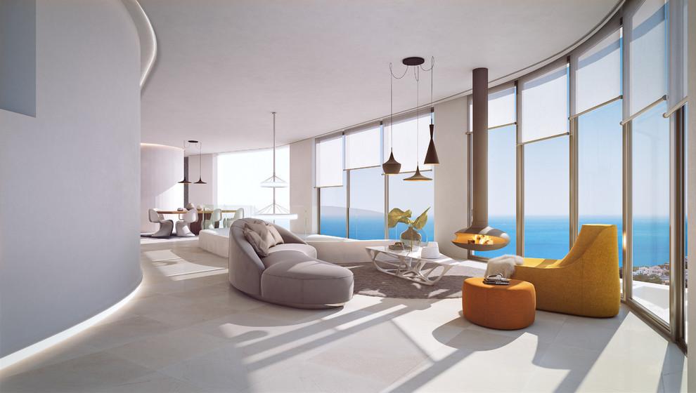 Villa futurista (En construcción)
