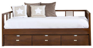 Banak Importa Stick Trundle Bed