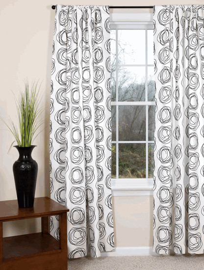 Brentwood Gingham Tier Curtains – Best Window Treatments: from