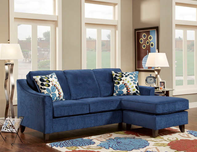 Elizabeth Royal 2 Piece Sectional Modern Columbus By American Freight Furniture And Mattress
