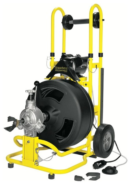 Speedway Drain Cleaning Machine 3/4x100&x27;.
