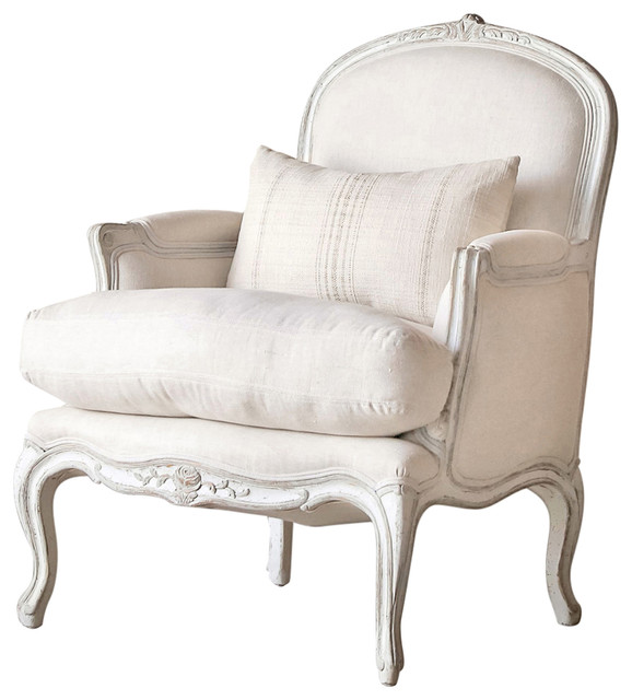 Traditional Living Room Chairs - Interior Design