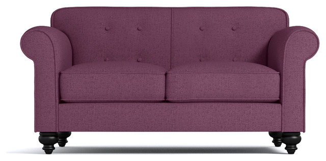 Pico Tufted Back Apartment Size Sofa Contemporary