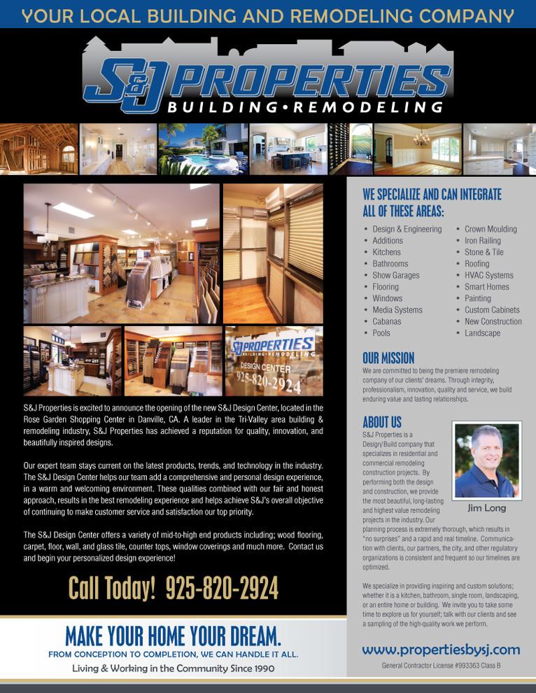 S&J Design Center - Grand Opening
