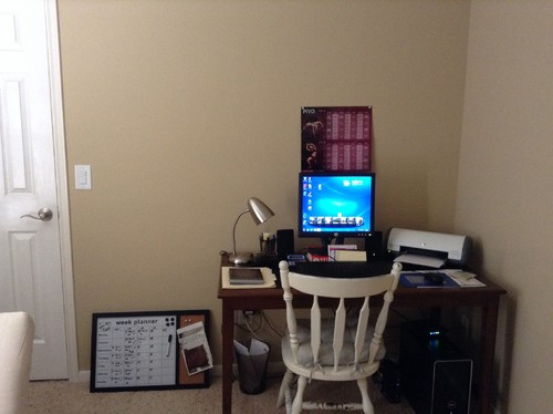 Help Decorate My Home Office/guest Room