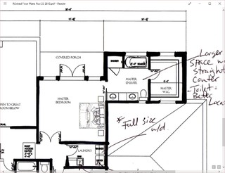Master bathroom layout 11 39 x11 39 thoughts please for 11x11 bedroom ideas