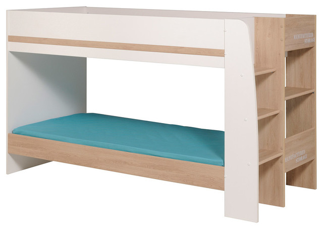 Family Bunk Twin Over Twin Bed by Turbo Beds