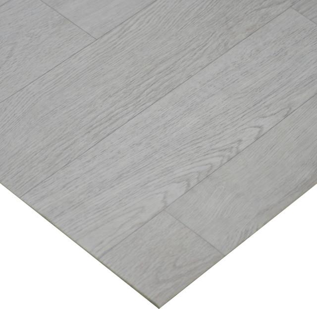 Rubber Cal Terra Flex Oak Premium Flooring Rolls White Wash