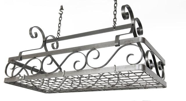 Decor Basket Rack -- Large.