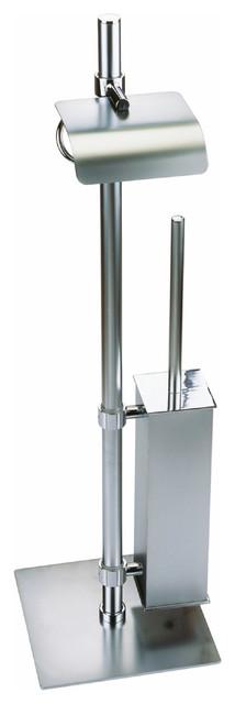 Complementos 5167 Bathroom Butler Contemporary Toilet Brushes Holders By Ba O Dise O
