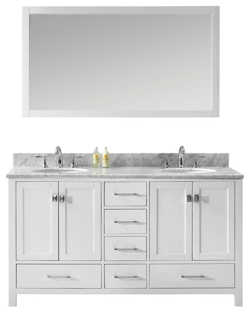 Cute Contemporary Bathroom Vanities And Sink Consoles by Virtu Usa Inc
