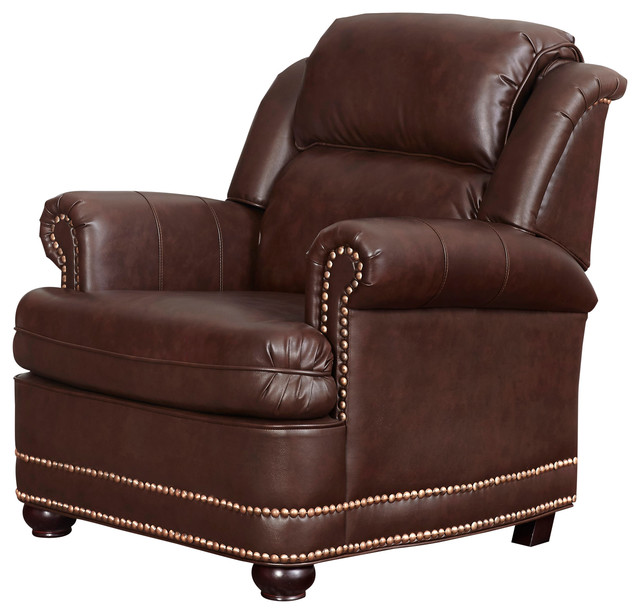 Home Styles Home Styles Beau Accent Chair Brown